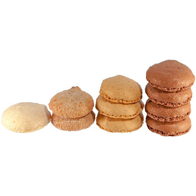 Assortiment de Macarons Traditionnels