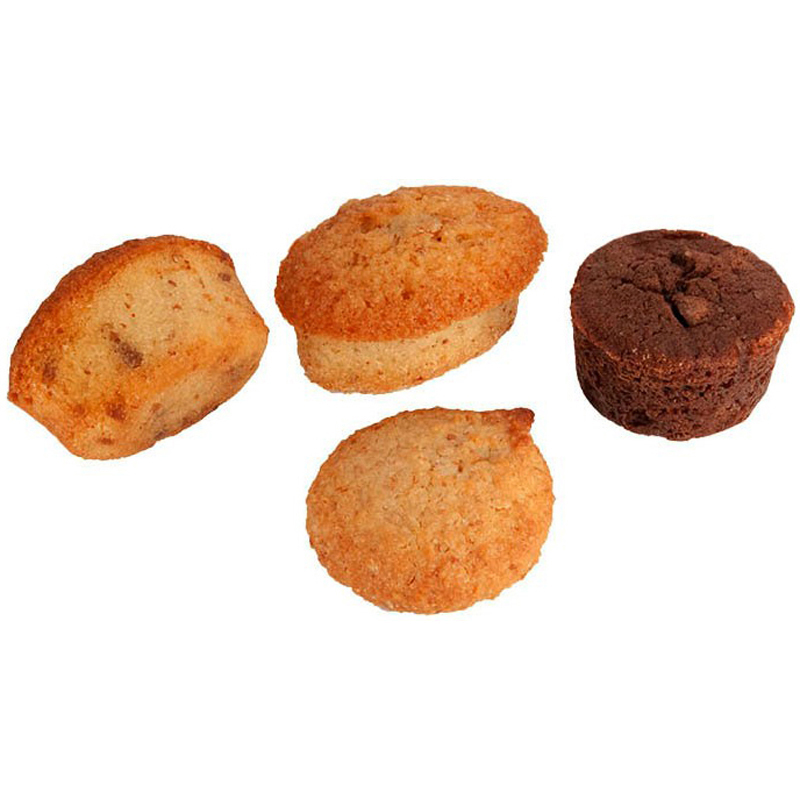 Assortiment de biscuits moelleux Tendresse