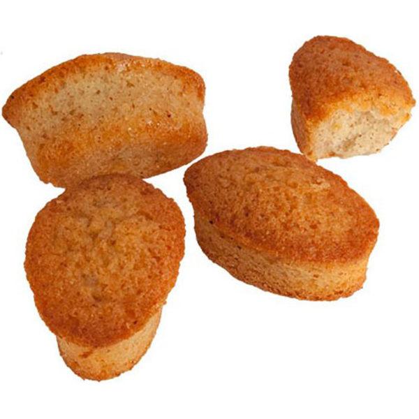 Biscuits moelleux Financiers à l'Ancienne