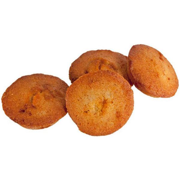 Biscuits moelleux Financiers Tatins