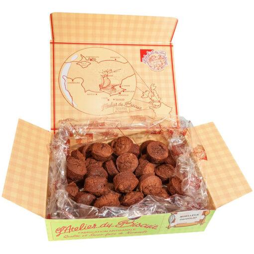 Boîte de Moelleux au Chocolat