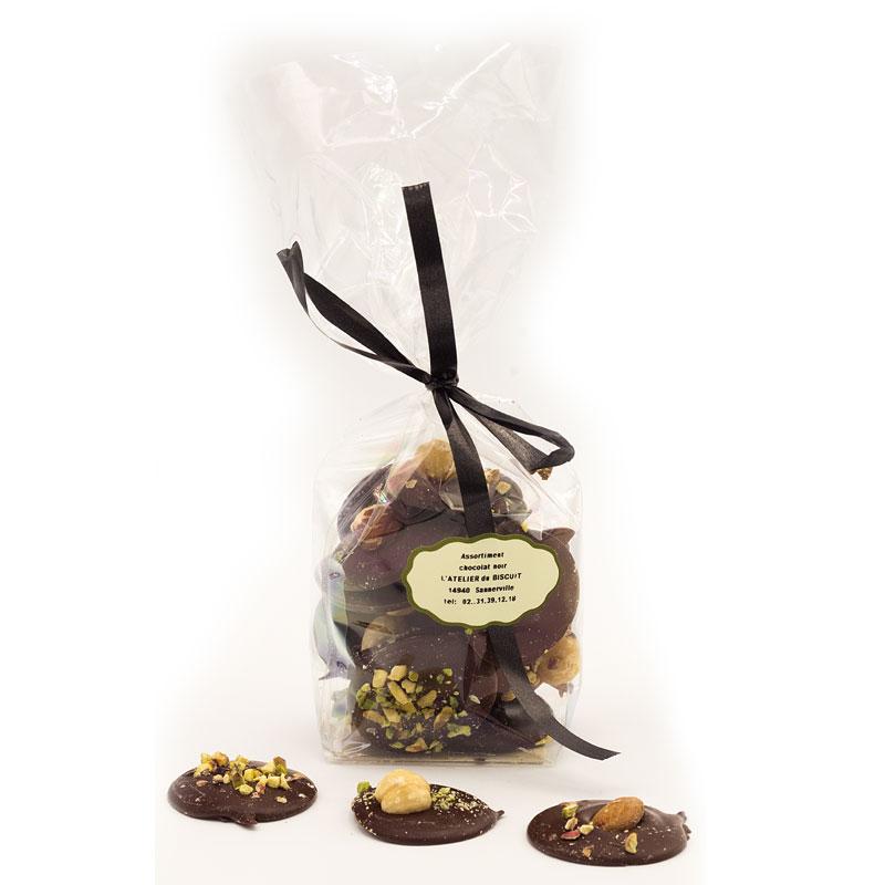 Sachet d'assortiment chocolat